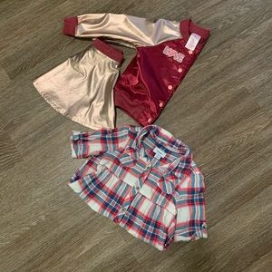 5T girl outfits